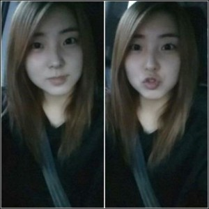 So Hyun Tanpa Make Up without make up