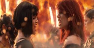 Taylor Swift Versus Selena Gomez, Catastrophe versus Arsyn, Bad Blood