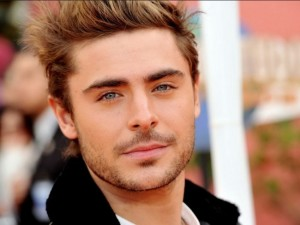 Zac Efron handsome