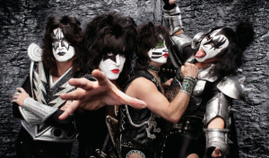 Poto Band KISS