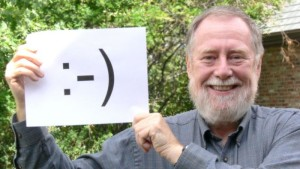 Scott Fahlman yang menemukan emoticon penemu emoticon