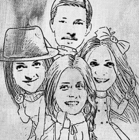 The Corrs sketsa