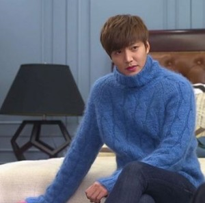 lee min ho turtleneck