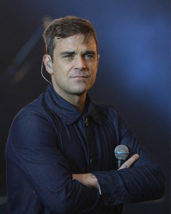 Robbie Williams penyanyi