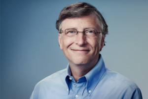 Bill Gates, Bill Gates introvert