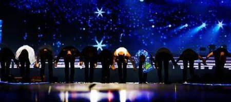 kpop bow, kpop bowing, suju bow, super junior bowing