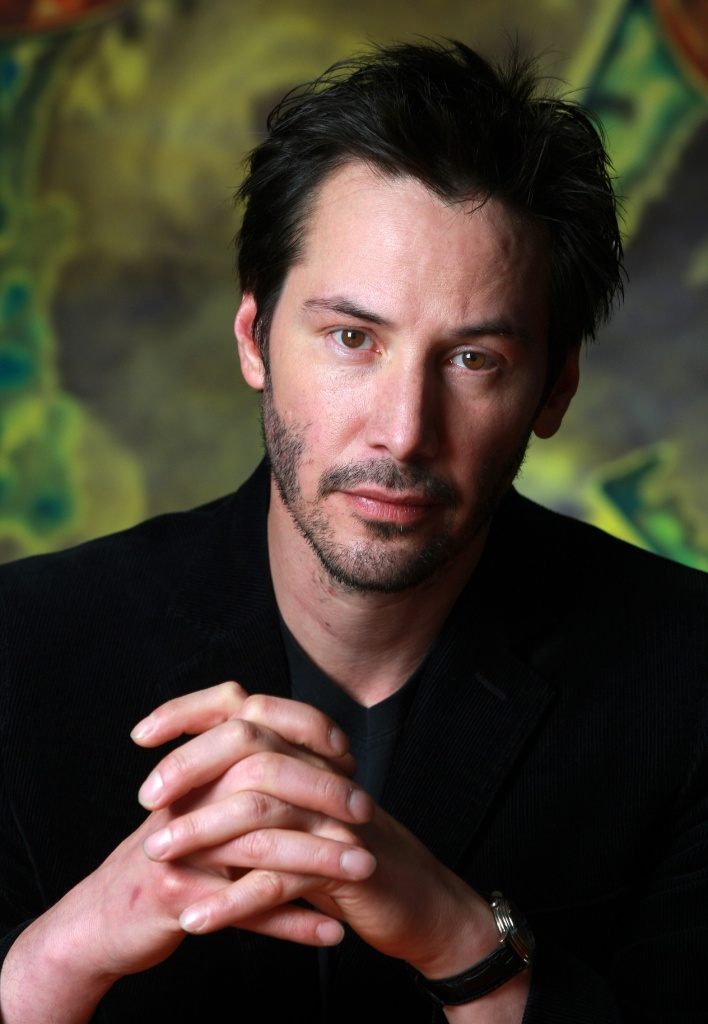 Keanu Reeves 2015, handsome Keanu Reeves
