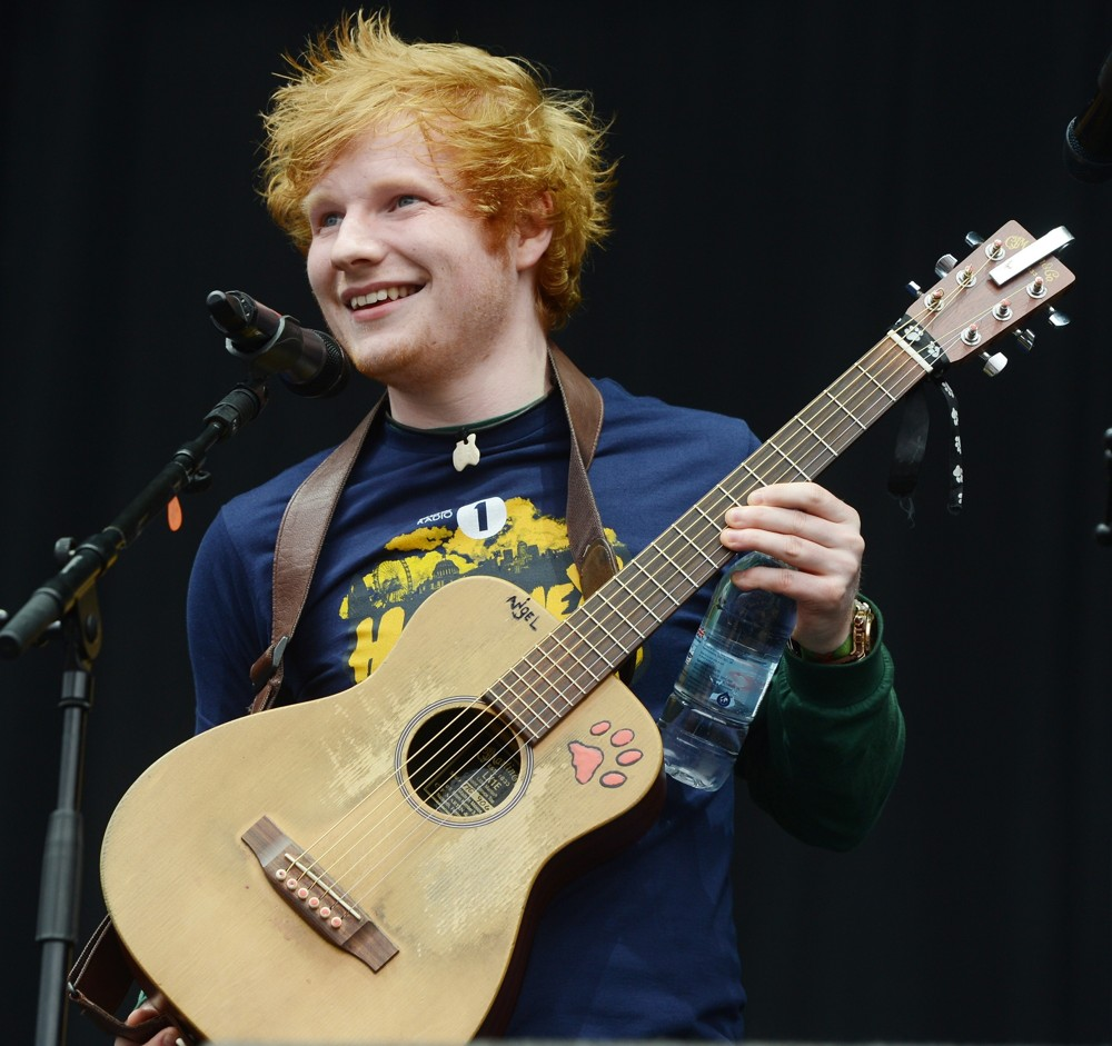 poto ed sheeran, ed sheeran thinking out loud, makna lagu thinking out loud, maksud lagu thinking out loud, garis besar lagu thinking out loud, lirik dan terjemahan lagu thinking out loud