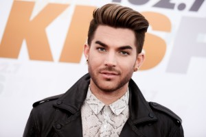 Adam Lambert (Photo by Richard Shotwell/Invision/AP)