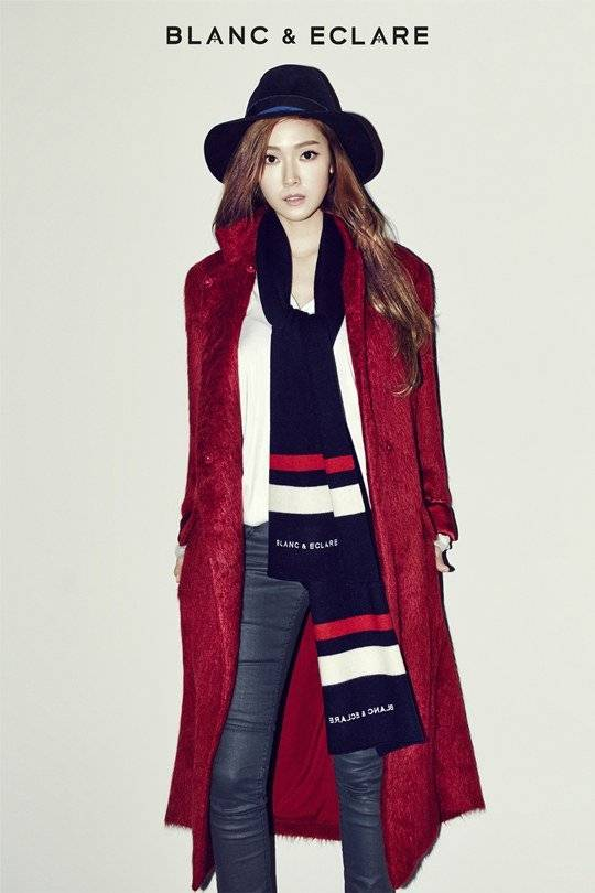 Jessica Jung Blanc and Eclare