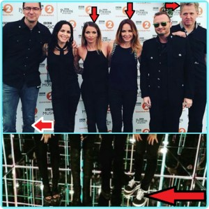 outfit The Corrs, ciri khas berpakaian The Corrs