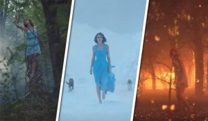 Cuplikan Video Klip Out of the Woods-nya Taylor Swift