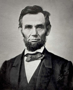 Abraham Lincoln, Abraham Lincoln introvert