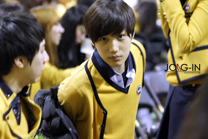 kai exo graduation, kai uniform, SOPA, SOPA adalah, sma sopa di korea, School of Performing Arts